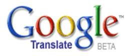Google translate beta