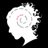 pamsclipart.cameo_silhouette_of_a_woman_with_scary_thought_words_in_a_spiral_0515-1101-2618-5354_SMU